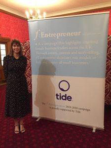 Suzanne F Entrepreneur