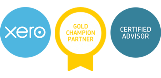 Xero Gold Partner Icon Home